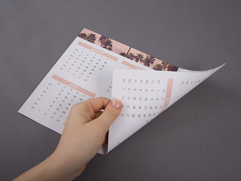 Product details Double-sided calendars 1