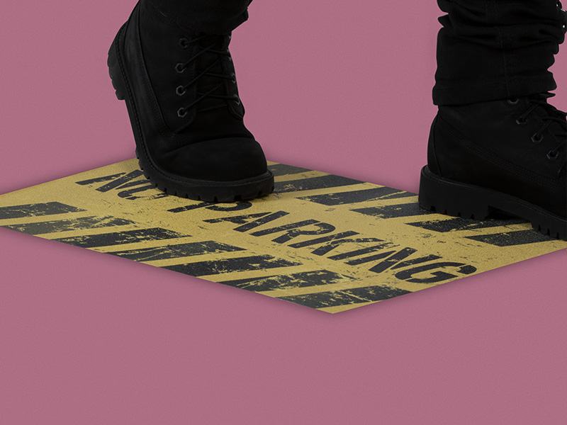 Product details Floor graphic 1