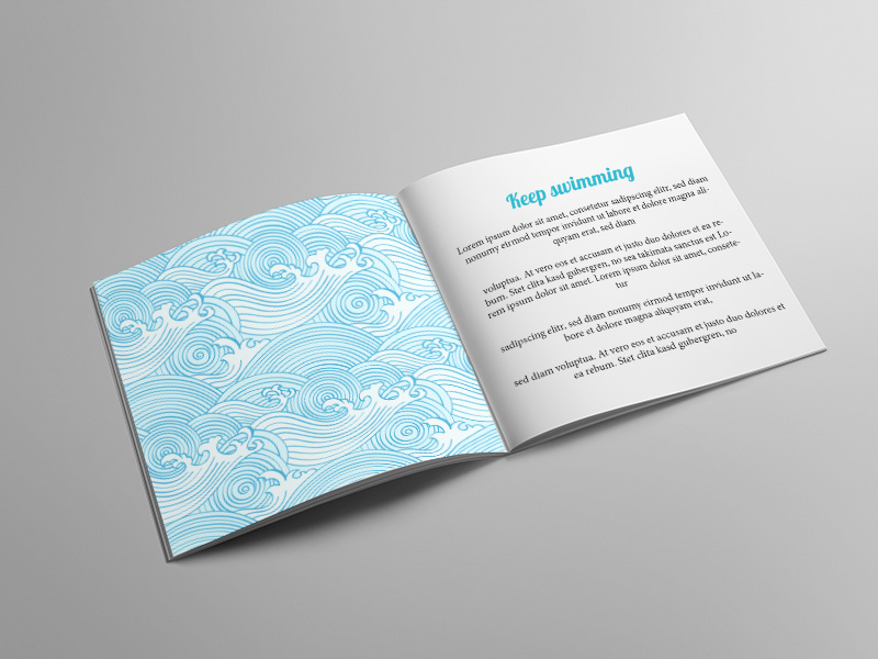 Produktinformationen Booklets 2