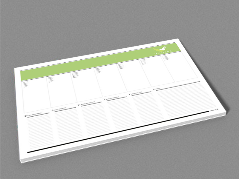 Product details Desk Pad 2