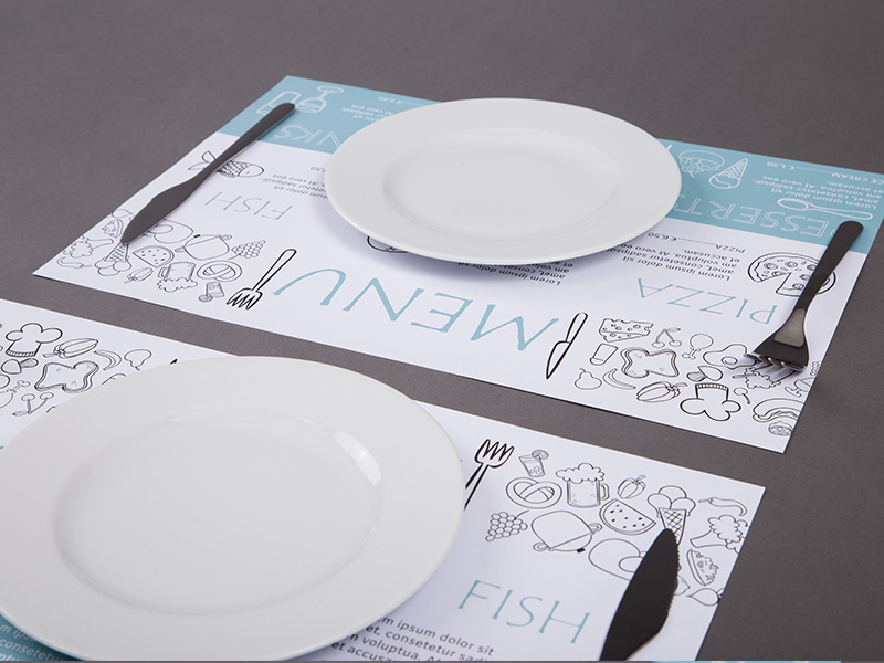 Productinformatie Placemats 2