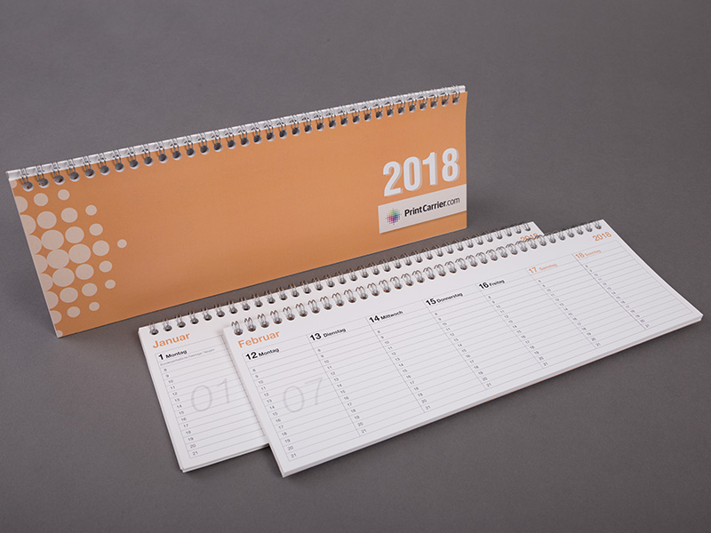 Product details Table Calendars 3