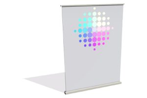 Roll-up banners comfort plus